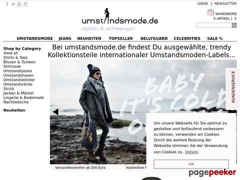 Paulina Umstandsmode