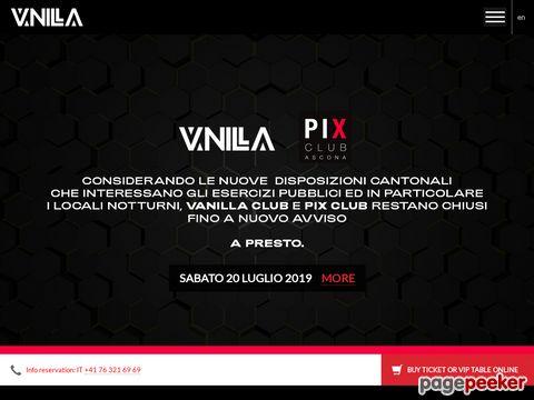 Vanilla Club (Riazzino, TI)