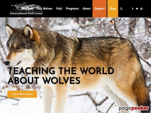 wolf.org - International Wolf Center Home