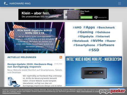 Hardware-Mag - Das Online Hardware-Magazin