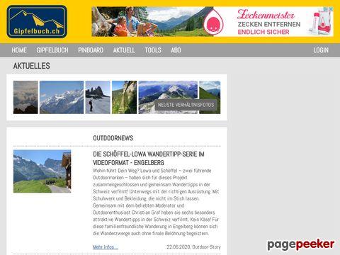 skitouren.ch - Forum für Skitouren und Snowboardtouren
