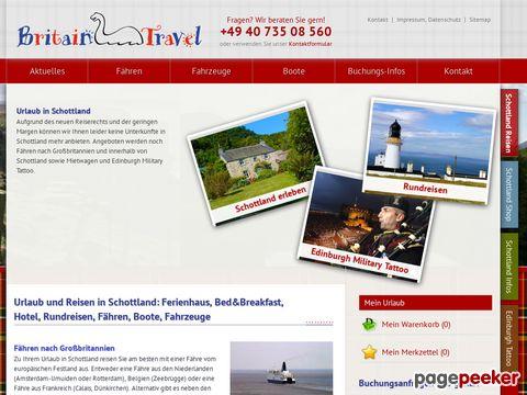 scotland.de - Urlaub und Ferien in Schottland