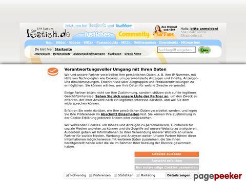 lustich.de - Das grösste deutsche Spass-Portal