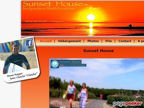 Sunset House - B&B in Seignosse (near Hossegor)