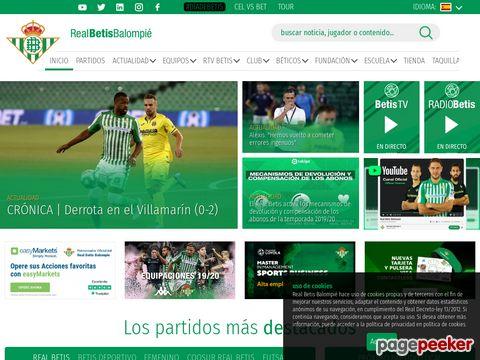 Real Betis Balompié SAD