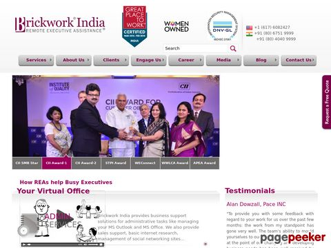 Brickwork India - Knowledge Process Outsourcing