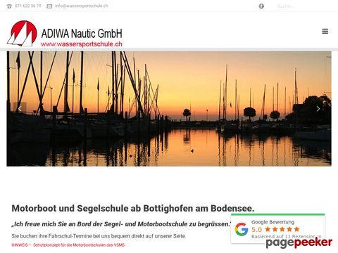 Bootausbildung: Motorbootschule und Segelschule auf dem Bodensee