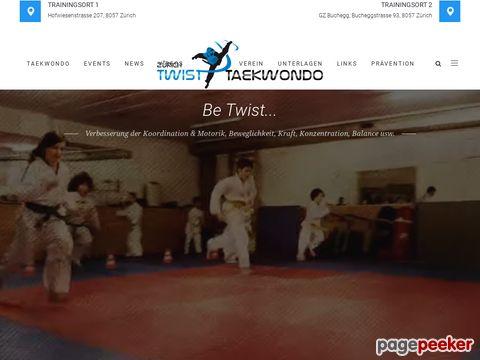 Twist Takwondo Schule Zürich