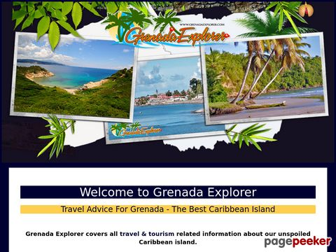 grenadaexplorer.com - Grenada Travel Guide (Deutsch & Englisch)