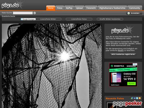 piqs.de - Bilddatenbank und Fotocommunity - Tolle Fotos kostenfrei nutzen