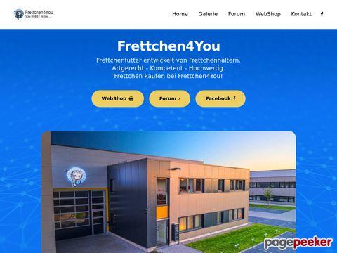 Frettchen4You.de - Infos, Tips und Wissenswertes über Frettchen
