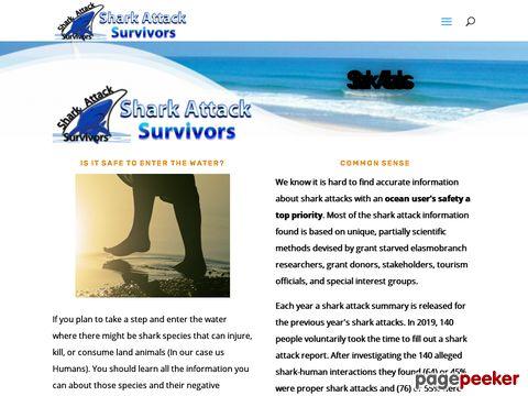 sharkattacksurvivors.com - Shark Attack Survivors
