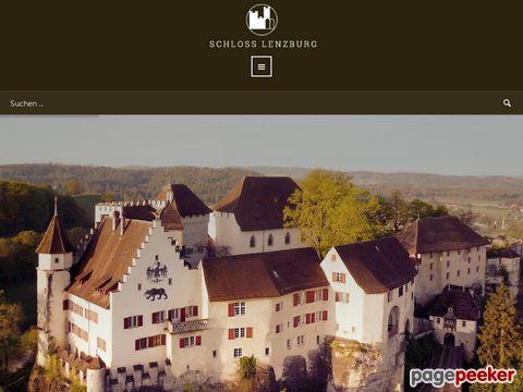 Schloss Lenzburg - Lenzburg AG