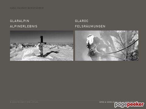 glaralpin.ch - Glaralpin-Bergsteigerschule Glarnerland