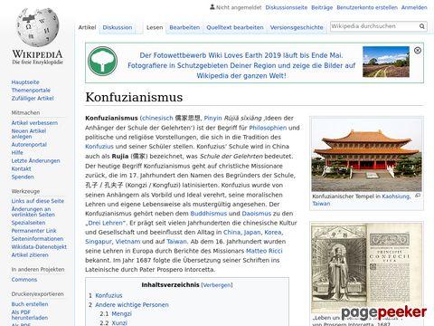 Konfuzianismus - Wikipedia