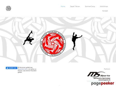 Sepak Takraw Club Schweiz - asiatische Ballsportart