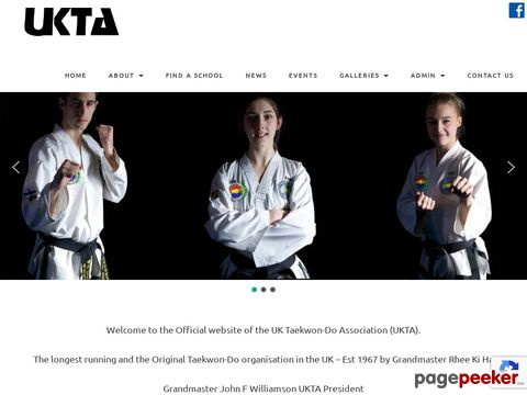 United Kingdom Taekwon-do Association (UKTA)