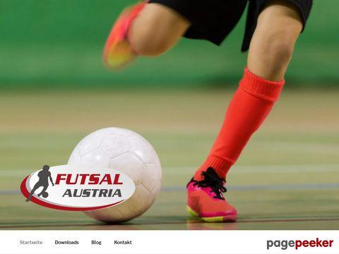 futsal.at - Österreichischer Futsal-Verband