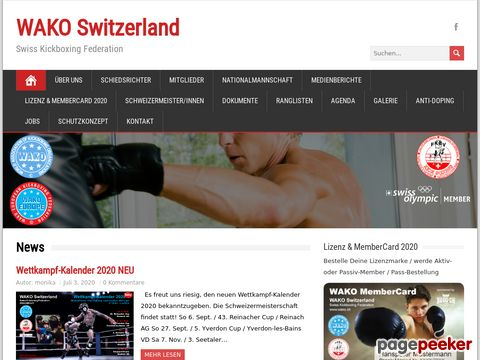 Swiss KickBoxing Federation