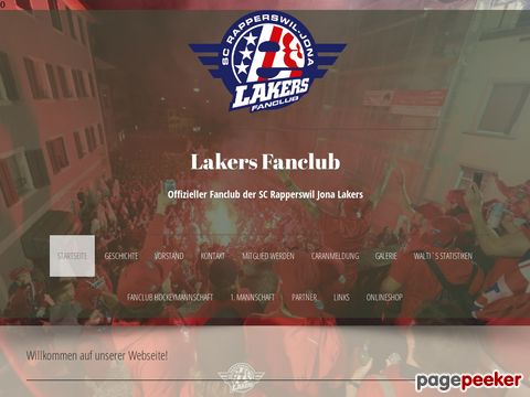 Fanclub Lakers - der einzige eisblaue Fanclub in Rapperswil!