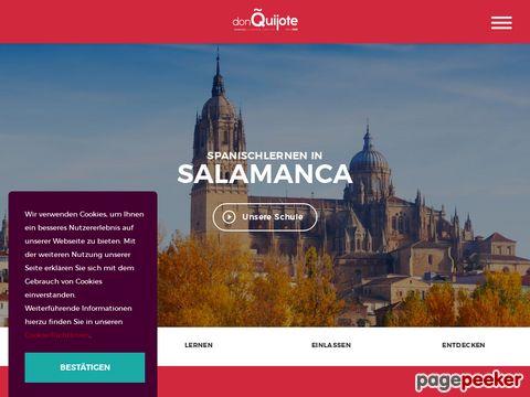 Spanischschule in Salamanca