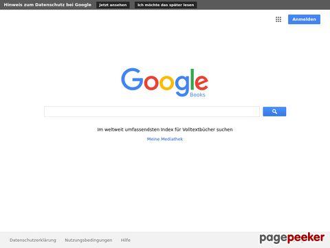 books.google.ch - Google Buchsuche