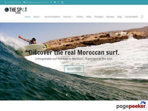 The Spot Morocco