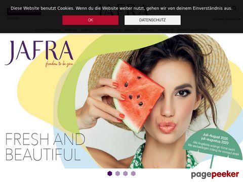 Jafra Cosmetics - Schoenheit und Wohlbefinden