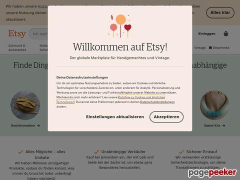Etsy.com | Kaufe Produkte von kreativen Menschen aus der ganzen Welt