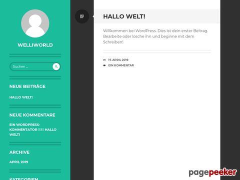 welliworld.de - Was Sie schon immer ueber Wellensittiche wissen wollten