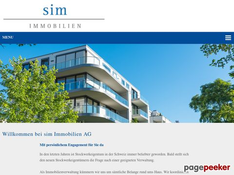 sim-immobilien.ch - immobilienverwaltung stadt zürich