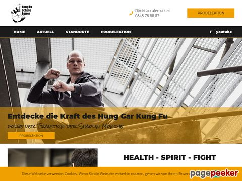 KUNG FU SCHULE MARTIN SEWER