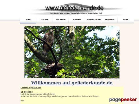 gefiederkunde.de