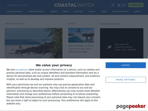 Australias Coastal Watch (Australien)