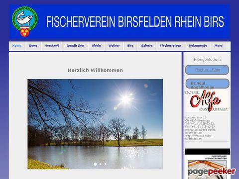 Fischerverein Birsfelden (FVB)