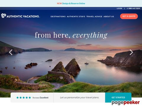 authenticireland.com - Authentic Ireland