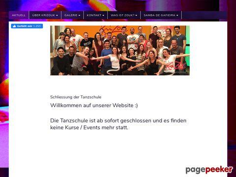 krizouk.ch - ZOUK in Zürich