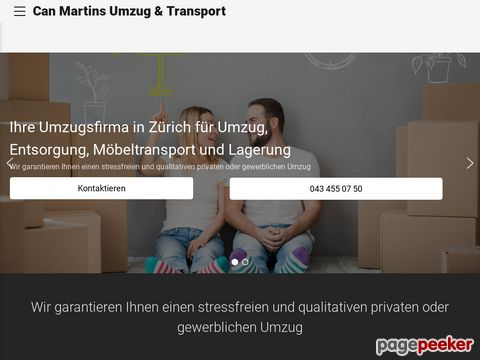 MARTINS Umzüge und Transport GmbH