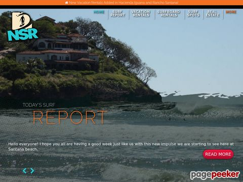 nicaraguasurfreport.com - nicaragua surfing