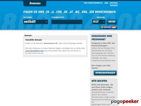 eInsurance (Schweiz) AG