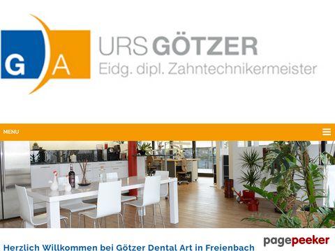 goetzer.ch - dental art in Freienbach