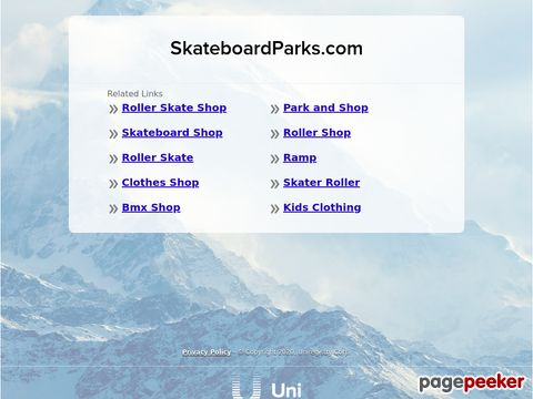 skateboardparks.com - Skateboard Parks(tm) - The Ultimate Skateboard Park Directory(tm)
