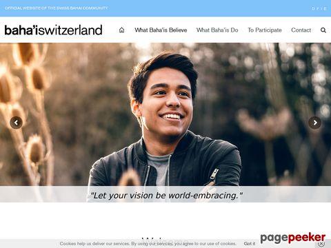 Bahai Switzerland | Schweiz | Suisse | Svizzera