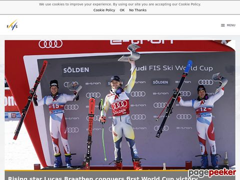 FIS-Ski - International Ski Federation - News - Next Winter Events - Overall Standings