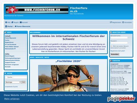 fischerforum.ch - Das schweizerische Fischerportal / Forum