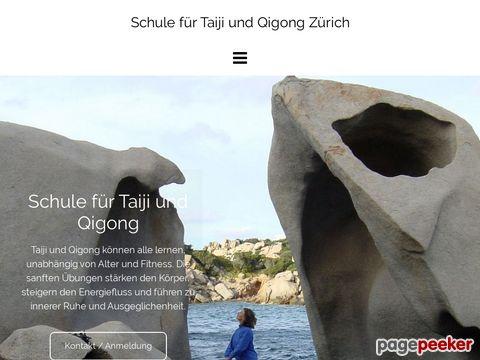 Schule für Taiji (Tai Ji) und Qigong (Qi Gong)