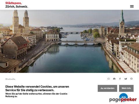 ZürichCARD - Zürich - Deine Stadt - Offizielle Website von Zürich Tourismus