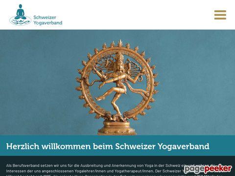 Schweizer Yogaverband
