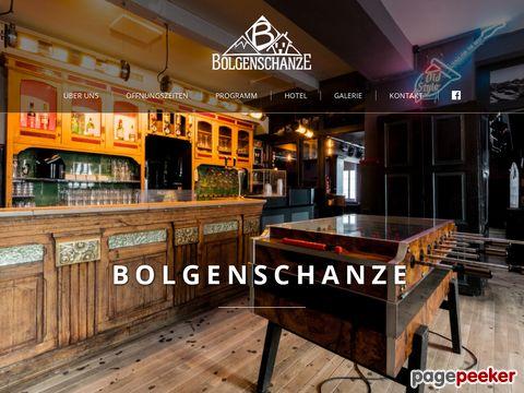Bolgenschanze - Bar & Snowboard-Hotel - Davos