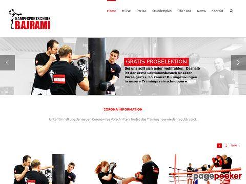 Bajrami - Kick-Box Team
